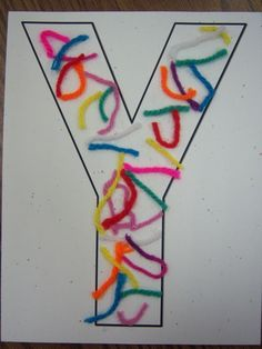 letter Y books and activities... ideas for each letter in the alphabet