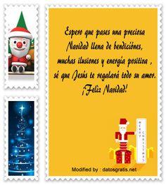 mensajes de texto para enviar en Navidad,palabras para enviar en Navidad : http://www.datosgratis.net/bonitos-saludos-por-navidad/
