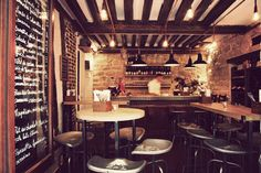 Frenchie Wine Bar, Paris