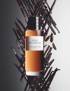 Dior - La Collection Privée - Photographer Guido Mocafico Styliste Florale Amy Humphreys #perfume #vanille