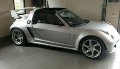 Smart Roadster Coupe, Evo, Custom Cars, Cars And Motorcycles, Minis, Garage, Sketches, Concept, Bike