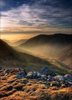 Lake District - Grasmoor Fells