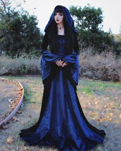 Model: Kina Shen Dress: Devilnight Welcome to. - Gothic and Amazing Gothic Dress, Gothic Lolita, Gothic Gowns, Gothic Vampire, Gothic Outfits, Dark Beauty, Gothic Beauty, Gothic Art, Death Metal