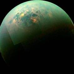 Molecule discovery on Saturn's moon Titan an intriguing clue in hunt for life