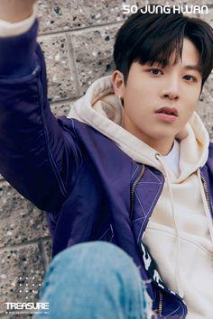 Treasure Editorial So Junghwan [Vol Yoshi, Taekwondo, Yg Entertainment, Lirik Lagu Treasure, Big Bang, Korean Boy Bands, Kpop, Treasure Boxes, Going Crazy