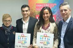 """Begoña Villacís: """"El World Pride Madrid 2017 va a ser un escaparate único para nuestra ciudad"""". La candidata de Ciudadanos al Ayuntamiento apoya a AEGAL y la celebración de este evento como """"catalizador importante para dinamizar el turismo"""". Ciudadanos Madrid, 2015-03-10 http://madrid.ciudadanos-cs.org/2015/03/10/begona-villacis-el-world-pride-madrid-2017-va-a-ser-un-escaparate-unico-para-nuestra-ciudad/"""