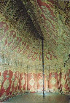 Ottoman tent & Osmanlı çadır