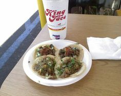 King Taco!