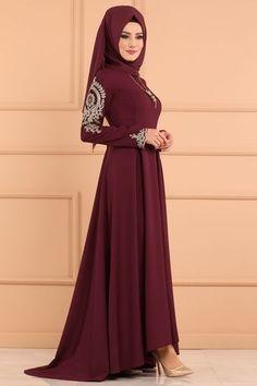 Hijab evening dresses - hijab dresses and evening dresses prices Page 7 Modest Fashion Hijab, Abaya Fashion, Hijab Evening Dress, Evening Dresses, Oriental Dress, Hijab Fashionista, Dress Neck Designs, Latest African Fashion Dresses, Special Dresses