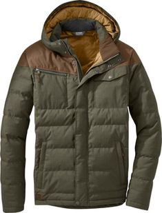 Outdoor Research Whitefish Down Jacket - Men s  24ce58c97