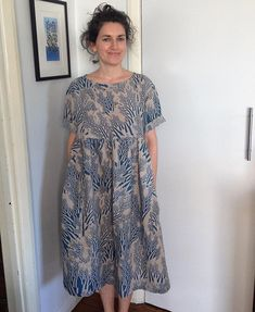 simplicity 1366 top pattern It's done! All I need now is a giant sun hat (and maybe a hair brush)