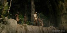 6 Months till we can see Alexander Skarsgard in the Jungle ♡ Tarzan Of The Apes, Tarzan And Jane, George Washington Williams, Movie Photo, Movie Tv, Tarzan Movie, David Yates, John Clayton, Alexander Skarsgard