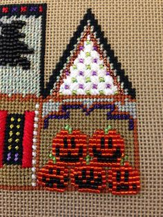 steph's stitching: September 2014