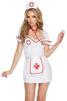 >> Click to Buy << 3pcs Flirty Night Nurse Costume LC8957 Sexy Costumes For Women 2016 New Summer Sexual High Quality #Affiliate
