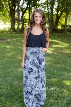 The Pink Lily Boutique - Turn Up The Radio Maxi , $38.00 (http://thepinklilyboutique.com/turn-up-the-radio-maxi/)
