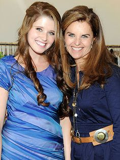 Katherine Schwarzenegger and Maria Shriver Maria Shriver, Mom Daughter, Daughters, Sons, Beautiful Family, Beautiful People, Eunice Kennedy Shriver, Katherine Schwarzenegger, Mother Daughter Photography