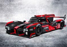 Audi R18 Le Mans