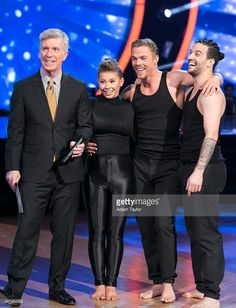 Episode 2110' - Four remaining couples advanced to the SEMI-FINALS on 'Dancing with the Stars' on MONDAY, NOVEMBER 16 (8:00-10:01 p.m., ET). For the first time in 'Dancing with the Stars' history, the couples have to dance three dances in the semi-finals: a dance style not yet danced, a trio, and a dance-off challenge, which is a recent edition. For the trio dance, couples picked a dancer to enhance their performance and highlight the strengths of each star.
