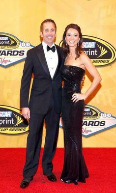 Greg & Nicole Biffle at the 2013 NASCAR Awards Banquet