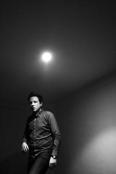 Jamie Williams photograph of Alex Trimble