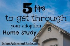 The first thing you need to know about an adoption home study - they are to help you adopt, not to try and keep you from adopting. All families must complete the home study process before a baby ca. (Need To Try Families) Home Study Adoption, Open Adoption, Foster Care Adoption, Foster To Adopt, Adopting From Foster Care, International Adoption, Adoption Agencies, Adoptive Parents, Adoption Process
