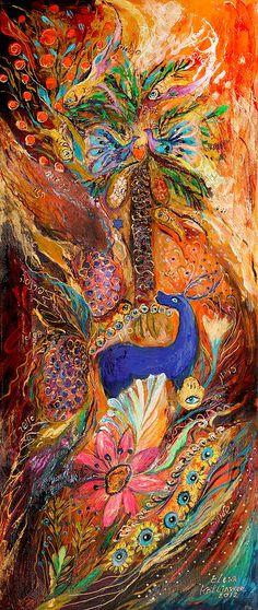 Polyptich Part Iv - Earth Painting, Elena Kotliarker