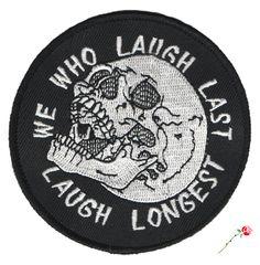 Image of Laugh Last Patch