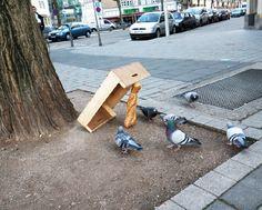 Hacking-Arbeiten des französischen Künstler und Stadt-Hacktivisten Florian Rivière aus Strasbourg