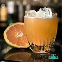 Danny Ocean | CASAMIGOS Tequila  * 1 1/2 Parts Casamigos Reposado Tequila * 3/4 Part Fresh Lemon Juice * 3/4 Part Fresh Pink Grapefruit Juice * 1/4 Part Marischino Liqueur * 1/2 Part Agave Nectar  * Shake ingredients with ice and serve on the rocks.