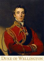 Duke of Wellington, featured in Tahir Shah's novel Timbuctoo | www.timbuctoo-book.com