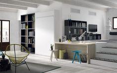 5 Dormitorios modernos para adultos de Muebles JJP