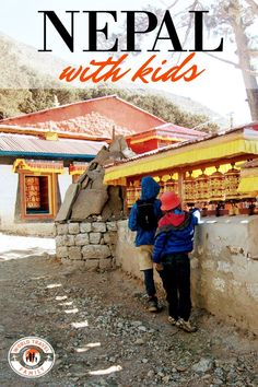 Nepal with kids. ( Kathmandu Pokhara, trekking and more) What to expect and is it actually a good idea? #Nepal #Nepalwithkids #Nepaltrekking #trekkingNepal #EBC #travelwithkids #familytravel