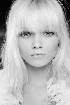 Abbey Lee Kershaw uit Australie