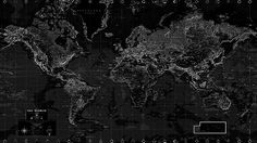 Black and white world map mural environmental graphics murals black and white world map mural environmental graphics murals your way our small home pinterest white wallpaper wallpaper murals and wall murals gumiabroncs Choice Image