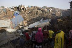 Taís Paranhos: Etiópia: Deslizamento de Lixo mata 46 pessoas