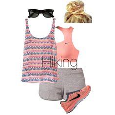 Hiking clothing for Hawaii