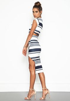 MAURIE & EVE \ Infinite Cage Dress