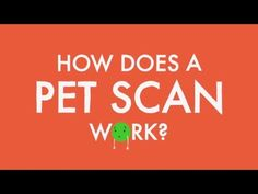 How does a PET scan work? - well done YouTube cartoon