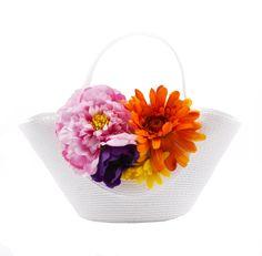 Kabelka Monnalisa Flowers kolekce SS2014