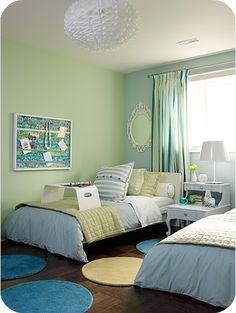 Cute children's room.