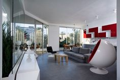 First Floor Penthouse by Z-A Studio