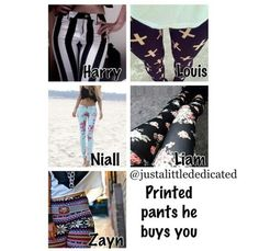 preference Printed pants he buys you ZAYN One Direction Images, One Direction Humor, I Love One Direction, 1d Preferences, One Direction Preferences, Niall And Harry, Louis And Harry, When You Love, My Love