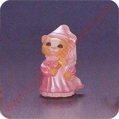 1993 Cat - in princess costume - Merry Miniature