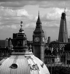 'The Changing Face Of London'