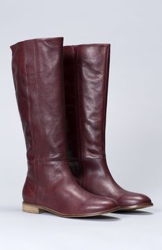 Oslo Tall Women s Boots by Elk Accessories - Side Tall Leather Boots 59770d94503