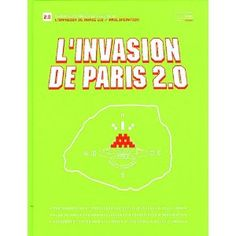 Space Invader's Paris invasion 2.0 ( invaders 501 to 1000 )