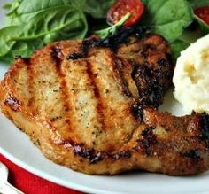 Pork steaks on pinterest pork steaks pork steak marinades and pork