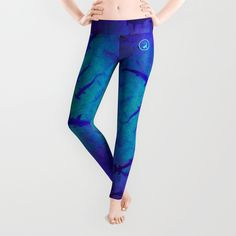 Hammerhead leggings, supporting the Nakawe project!
