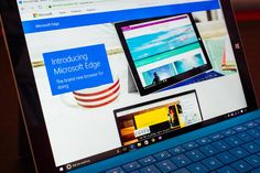 Microsoft's Edge beats Internet Explorer, but it's not the perfect Windows 10 browser -- yet. #microsoftedge #browsers