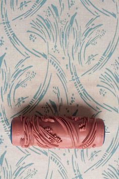 No. 3 Patterned Paint Roller from The Painted House. £15.00, via Etsy.
